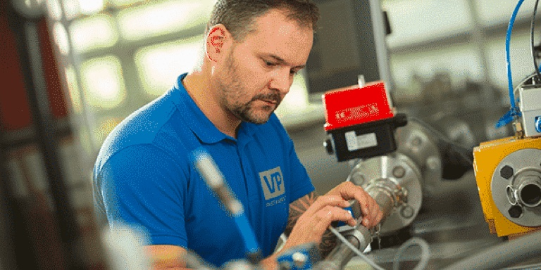 Calibrating your flow meter at VPInstruments