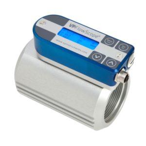VPFlowScope Inline measures bi-directional flow, pressure and temperature simultaneously